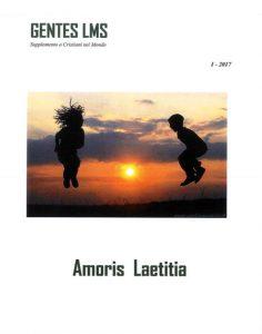 Amoris Laetitia schede di approfondimento Gentes 2017