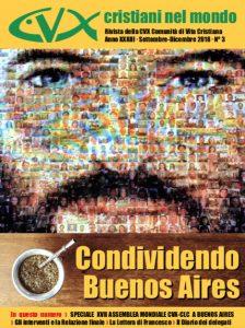 Condividendo Buenos Aires Assemblea mondiale Cvx 2018