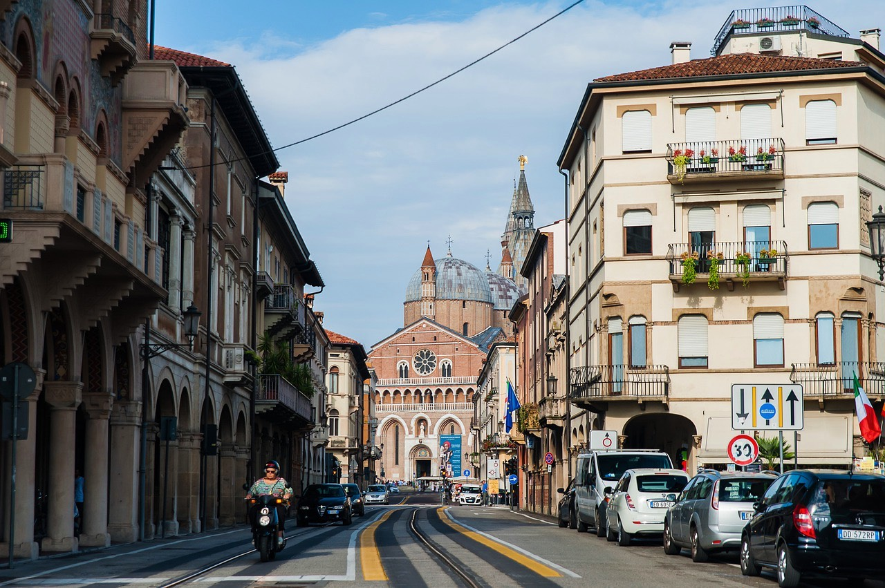 Centro di Padova