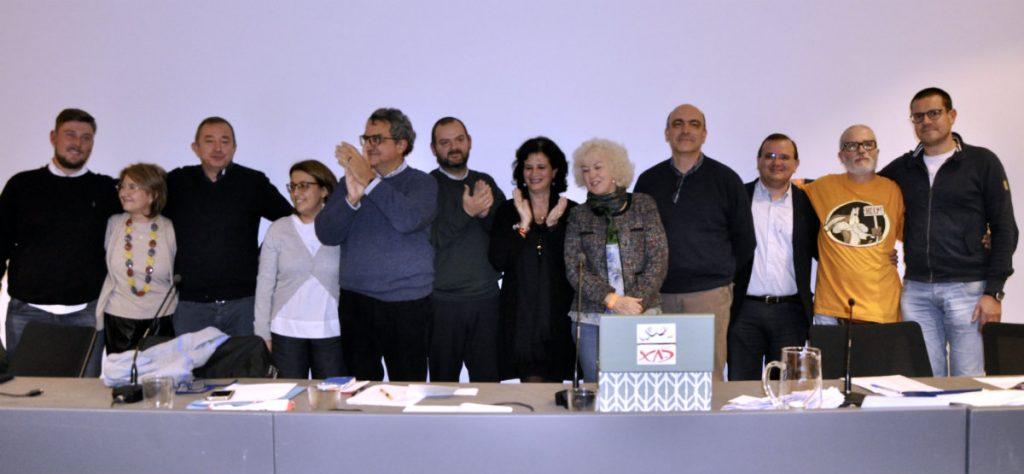 Comitato Esecutivo Cvx Italia 2019-2022