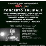 Concerto Pietro Dall'Oglio