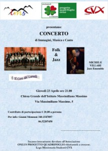 concerto solidale 2015