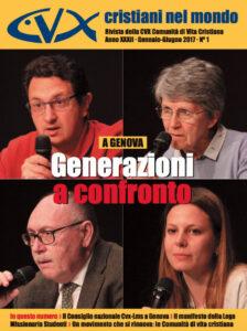 Consiglio nazionale Cvx Lms Genova 2017