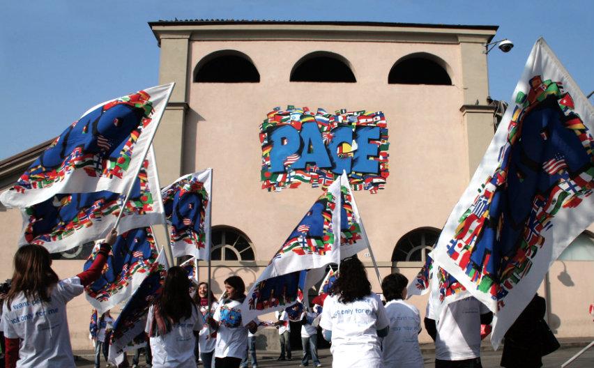 Convegno Nazionale Cvx Lms 2018 al Sermig di Torino
