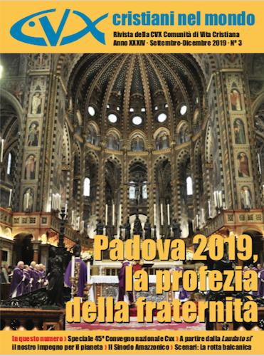 Copertina Cristiani nel Mondo 3 2019