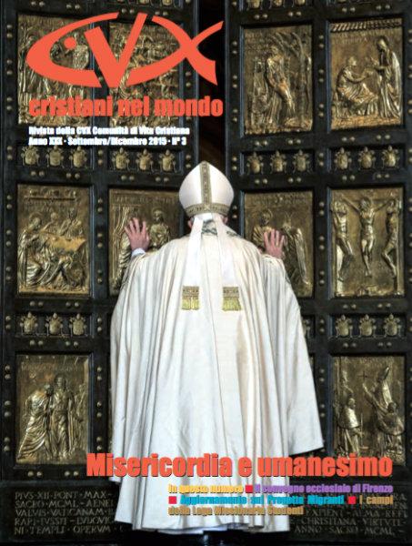 Misericordia e umanesimo   Copertina Cristiani nel mondo 3 2015