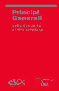 Principi Generali Cvx copertina