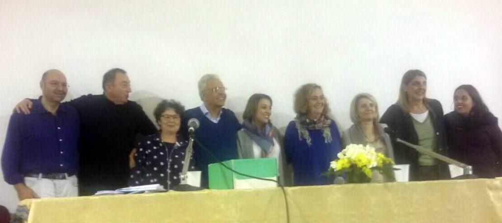 Comitato esecutivo cvx lms 2016 2019