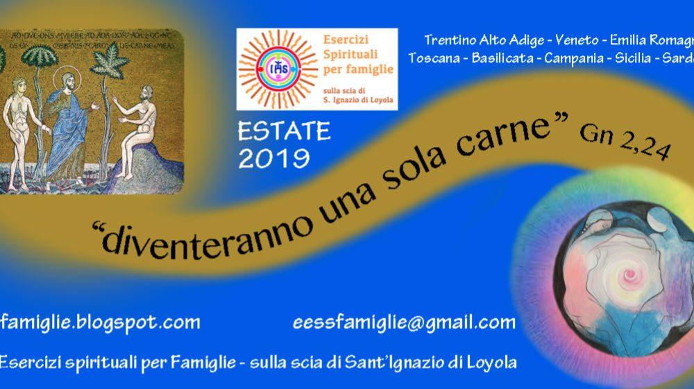 Esercizi Spirituali per Famiglie 2019
