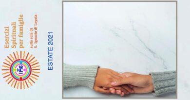 Esercizi spirituali per famiglie 2021