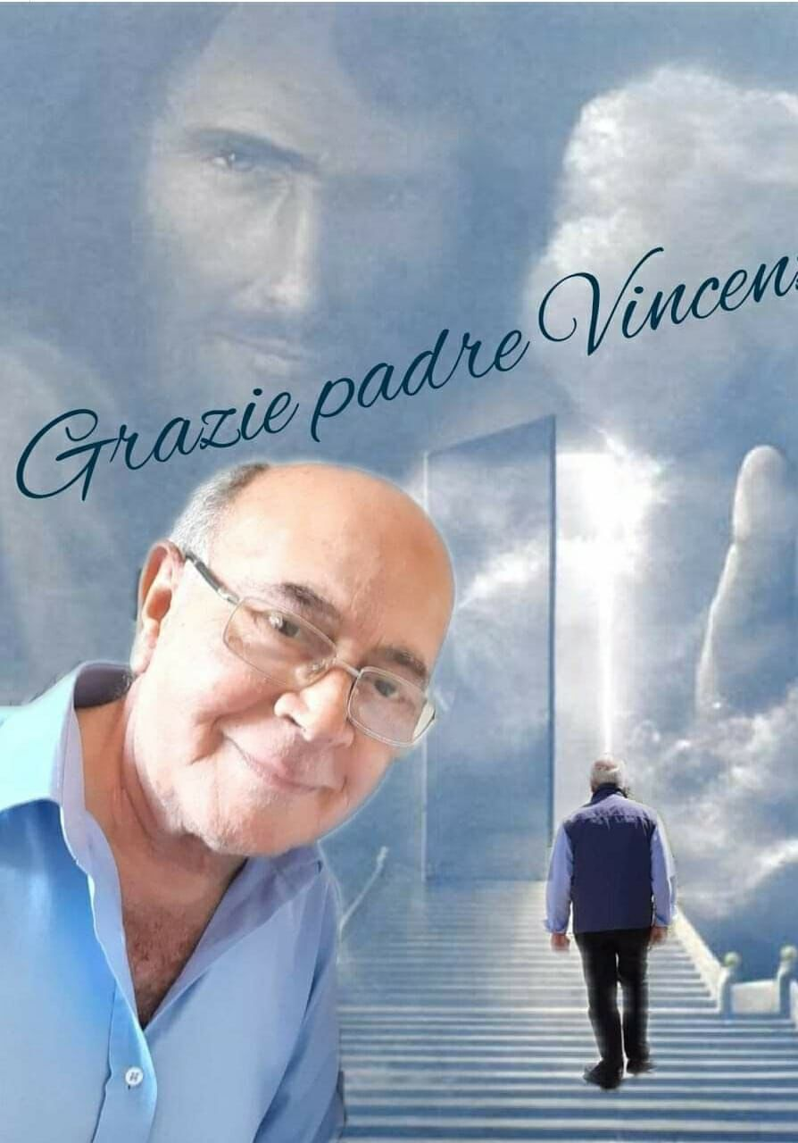 Saluto a padre Vincenzo Sibilio