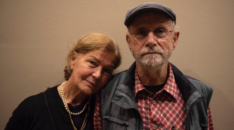 Lorena Fornasir e Gian Andrea Franchi