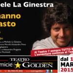 Teatro solidale con Michele La Ginestra