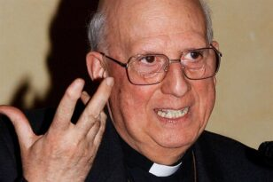 Padre Bartolomeo Sorge SI