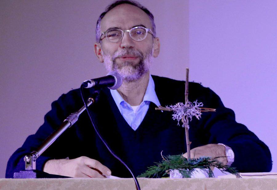 Padre Guido Bertagna La giustizia riparativa