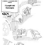 Piantine del Convegno di Padova