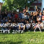 Volontariato in Romania Estate 2017