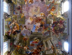 Contatta la Cvx Lms | presso la Chiesa di Sant'Ignazio a Roma