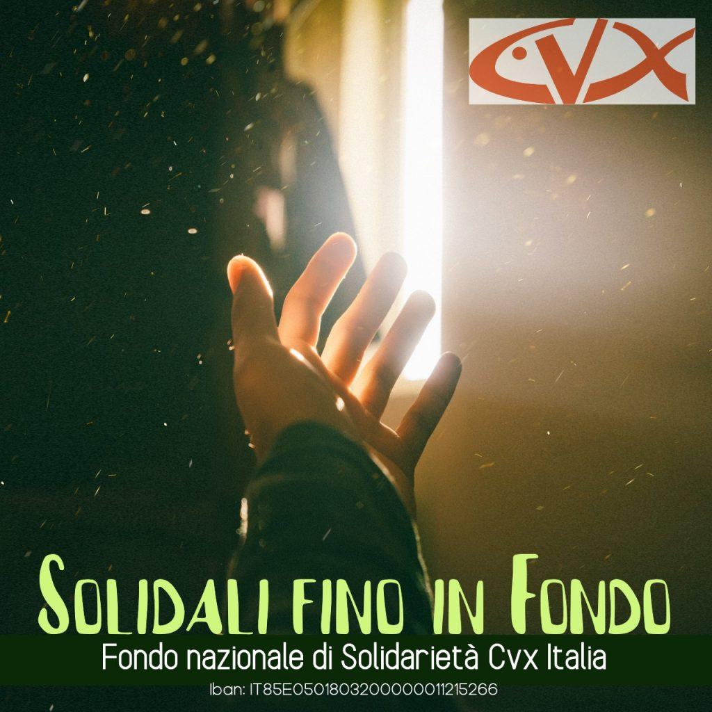 Solidali fino in Fondo | Fondo nazionale di Solidarietà Cvx
