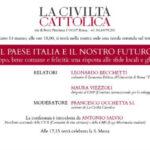 Sviluppo e bene comune in Italia