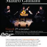 Trio Mauro Giuliani in concerto all'Oratorio del Caravita