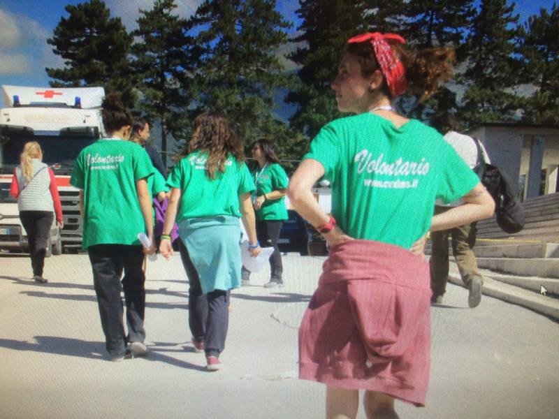 volontari amatrice | cvxlms.it