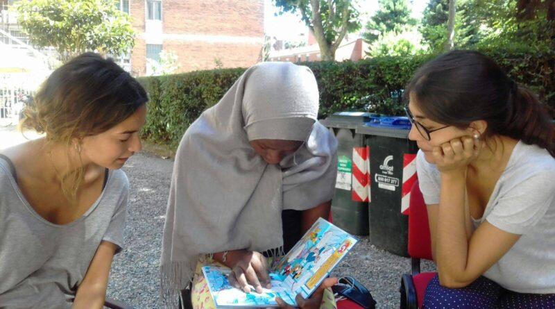Volontariato con i migranti estate 2020