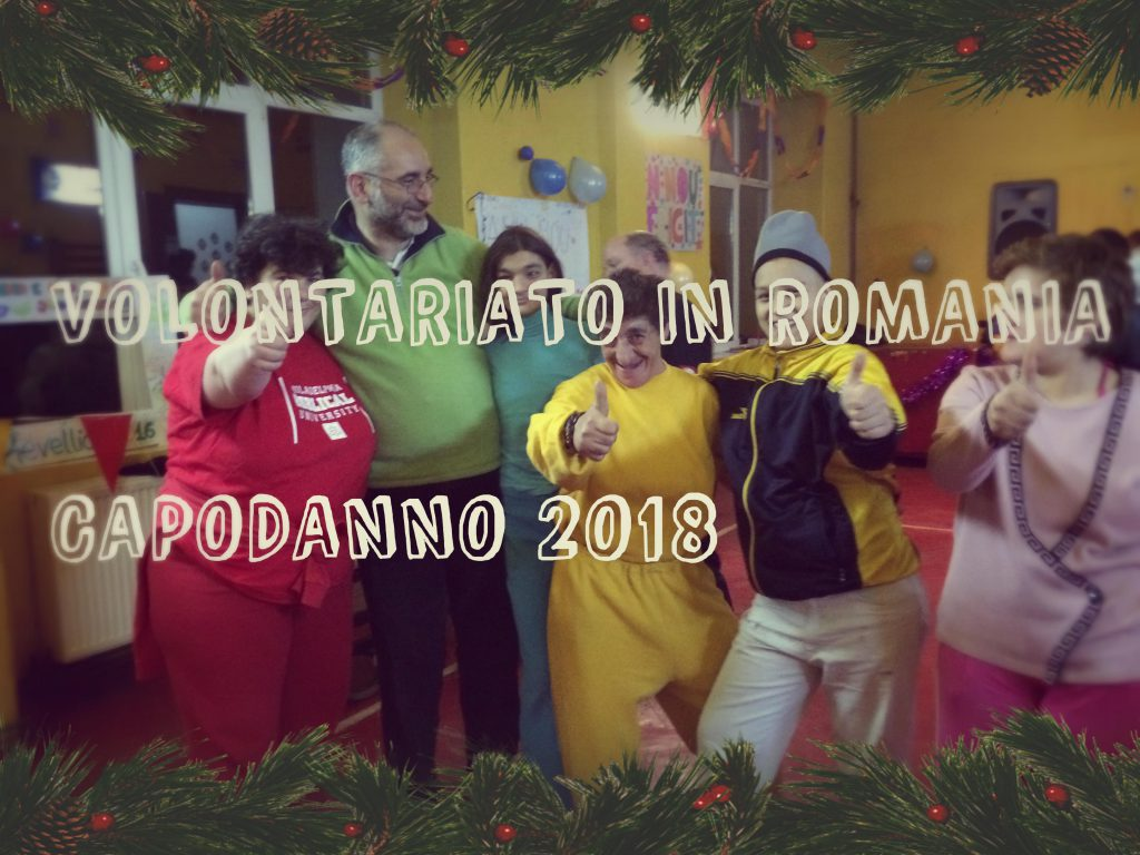volontariato in romania capodanno 2018 | cvxlms.it