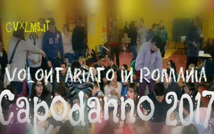 volontariato in romania capodanno 2017 | cvxlms.it