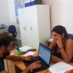 Volontariato con i migranti in Sicilia