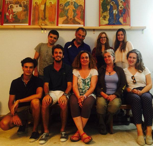 provetto migranti Cvx Lms | primo gruppo giunto a Ragusa