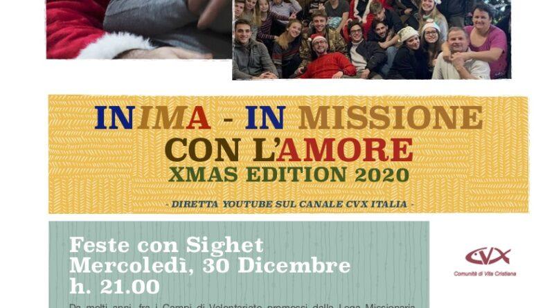 Evento Sighet 30 dicembre 2020